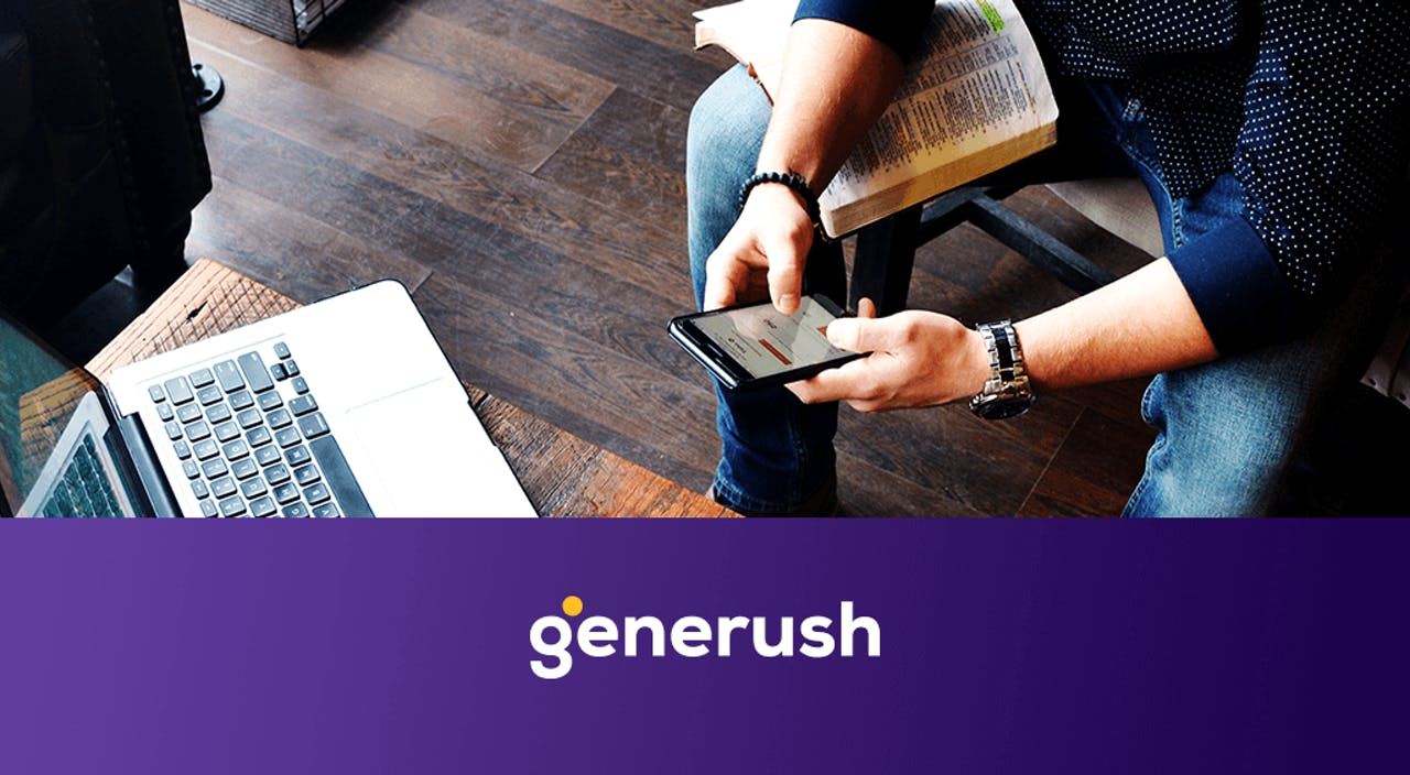 Generush Website