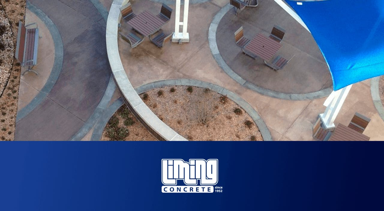 Liming Concrete Website